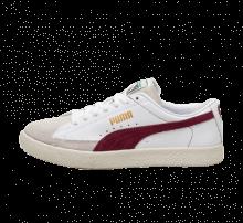 Puma Basket 90680 Puma White/Pomgranate