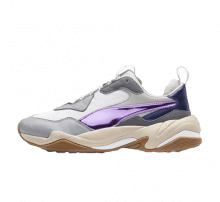 Puma Women's Thunder Electric White/Pink Lavender-Cement
