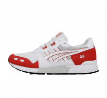 Asics GEL-LYTE White/Rouge