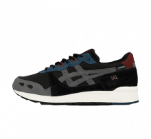 Asics Gel-Lyte Gore-Tex Black/Dark Grey