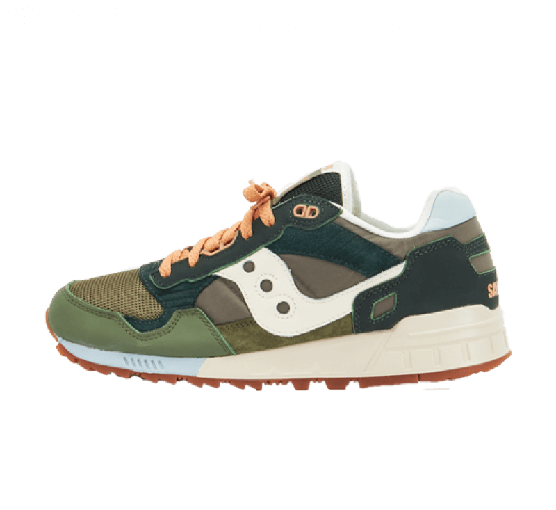 Saucony Shadow 5000 Forest/Tan