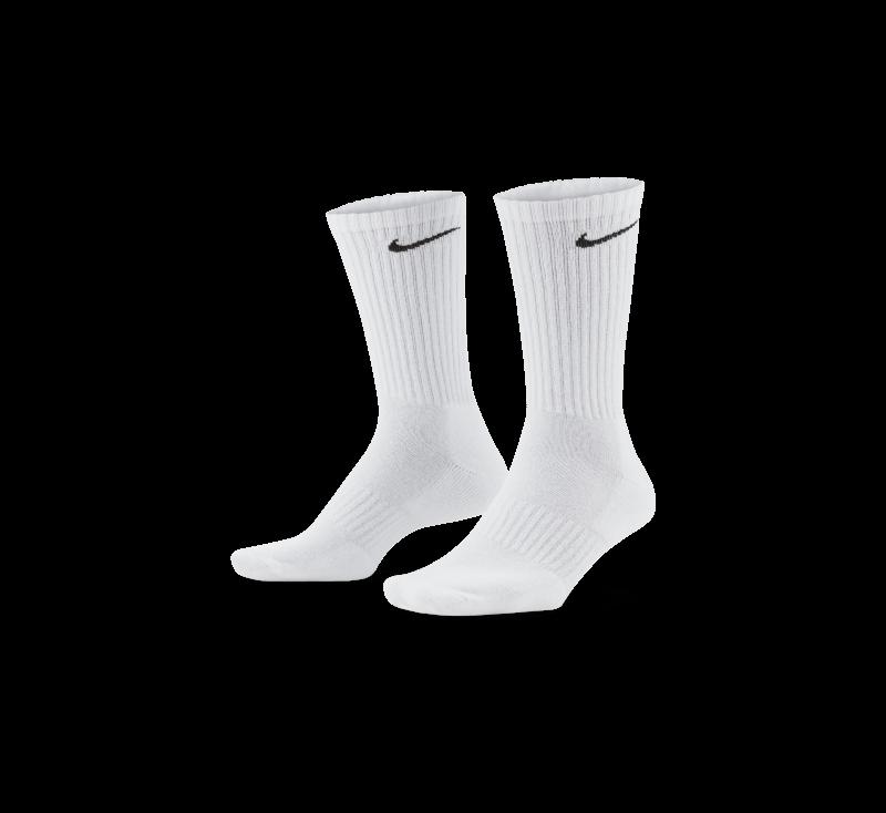 Nike Everyday Cushion Crew Socks White/Black