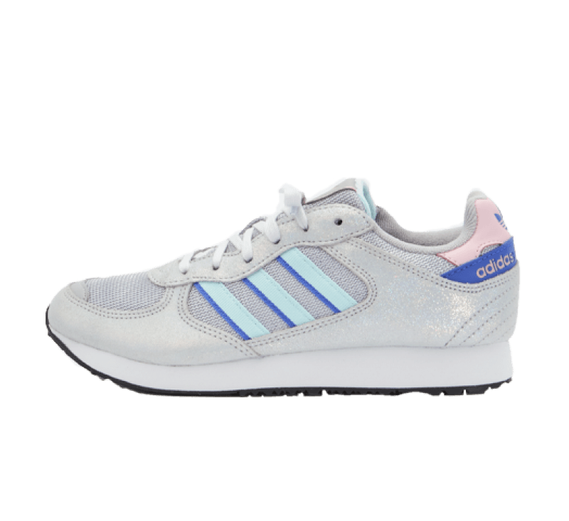 Adidas Women's Special 21 Silver Metallic/Halo Mint-Sonic Ink