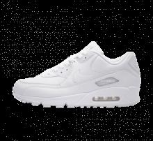 Nike Air Max 90 Leather White/ White