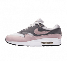 Nike Women's Air Max 1 Vast Grey/Particle Rose-Gunsmoke