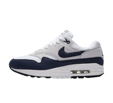 Nike Women's Air Max 1 White/Obsidian-Pure Platinum