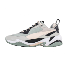 Puma Women's Thunder Colour Block Gray Mist/Silver Peony