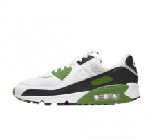 Nike Air Max 90 White/Cholorophyll-Black