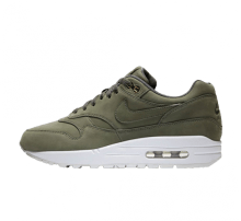 Nike Women's Air Max 1 Premium River Rock/White