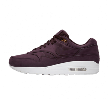 Nike Women's Air Max 1 Premium Port Wine/White