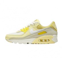 Nike Women's Air Max 90 Opti Yellow/White-Fossil