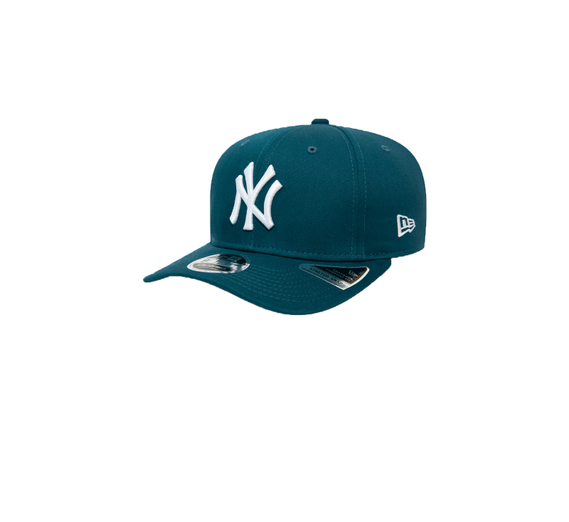 New Era League Essential 9Fifty NY Yankees Snapback Teal