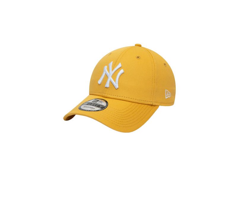 New Era League Essential 9Forty NY Yankees Yellow/Gold
