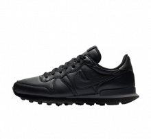 Nike Internationalist Black/Dark Grey