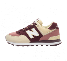 New Balance WL574INB Burgundy
