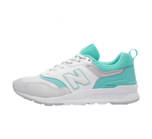 New Balance Women's CW997 HEC Blue/White