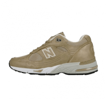 New Balance Women's 991SBL Metallic Gold