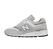 New Balance M997 LBG Velcro White/Grey