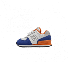 New Balance IV574NSD White/Blue