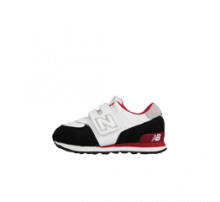 New Balance IV574NSB White/Black