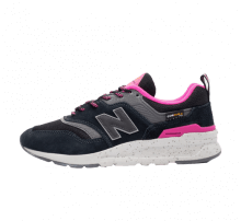 New Balance Women's CW997HOB Black/Grey