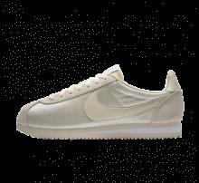 Nike Wmns Classic Cortez Nylon Fossil/Fossil-White