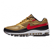 Nike Air Max 97/BW Metallic Gold/University Red-Black