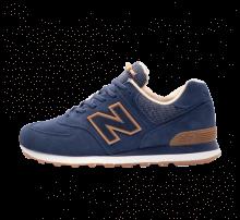 New Balance ML574SOH Navy/Brown