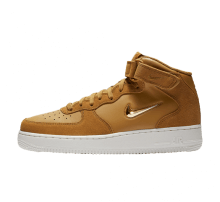 Nike Air Force 1 Mid '07 LV8 Muted Bronze/Metallic Gold-Summit White