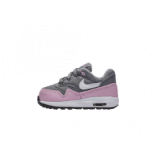 Nike Air Max 1 TD Cool Grey/White-LT Arctic Pink