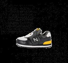 New Balance IV574AQP Black/Yellow