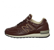 New Balance M670BRN Brown Made in England