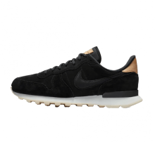 Nike Women's Internationalist Premium Black/Summit White-Light Cream
