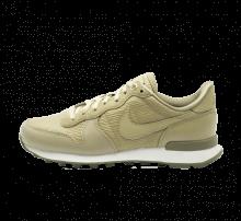 Nike Women's Internationalist Premium Neutral Olive/Summit White