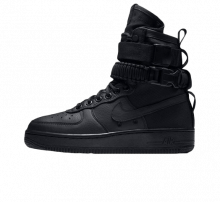 Nike Women's SF Air Force 1 Black/Black