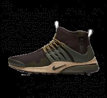 Nike Air Presto Mid Utility Velvet brown/Cargo Khaki