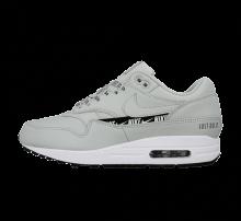 Nike Women's Air Max 1 SE Light Silver/Black-White