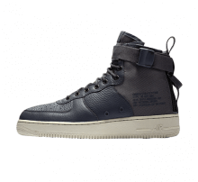 Nike SF Air Force 1 Mid Dark Grey/Light Bone