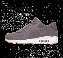 Nike Air Max 90 Ultra 2.0 Leather Thunder Grey/Light Bone