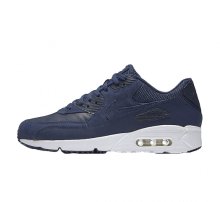 Nike Air Max 90 Ultra 2.0 Leather Midnight Navy/Summit White