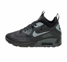 Nike Air Max 90 Ultra Mid Winter Black/Cool Grey
