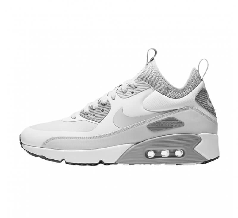 Nike Air Max 90 Ultra Mid Winter White/Pure Platinum