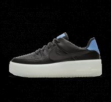 Nike Air Force 1 Sage Low LX Black/Royal Pulse