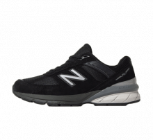 New Balance Women's W990BKv5 Black/Silver