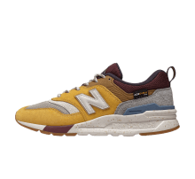 New Balance Women's CW997HXE Cordura Yellow/Red