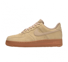 Nike Air Force 1 '07 LV8 Suede Mushroom-Gum Medium Brown-Ivory