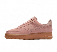 Nike Women's Air Force 1 '07 SE Particle Pink/Gum