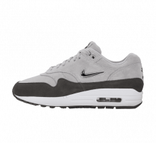 Nike Women's Air Max 1 Premium SC Jewel Wolf Grey/Metallic Pewter