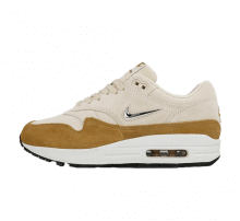 Nike Women's Air Max 1 Premium SC Beach/Metallic Gold Grain-Muted Bronze