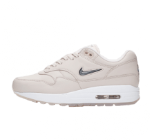 Nike Women's Air Max 1 Premium SC Jewel Silt Red/Cool Grey-White
